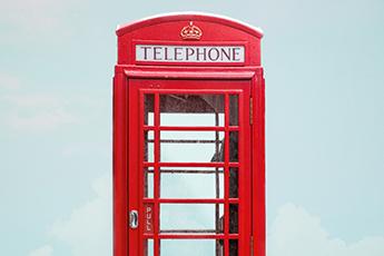 Contact - Phone box